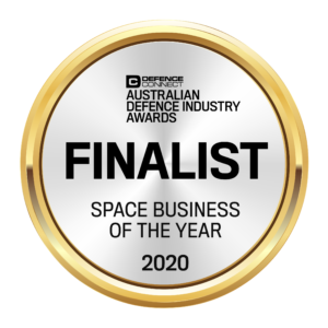 Finalist seal for Space Business of the Year
